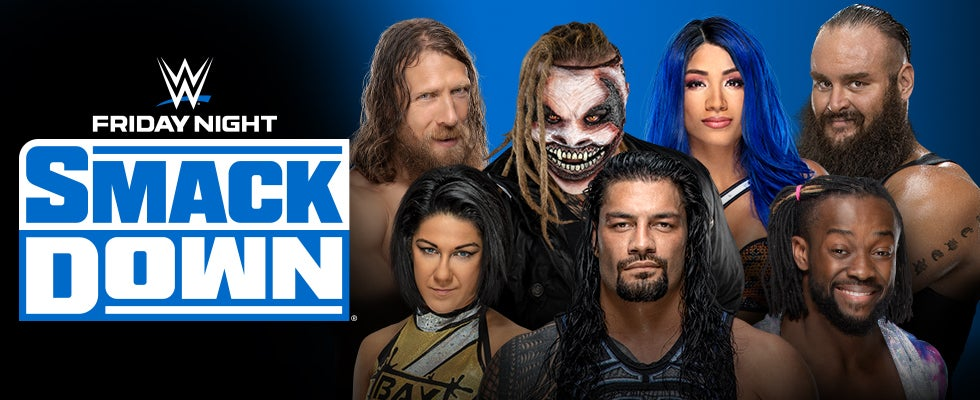 WWE presents Friday Night Smackdown