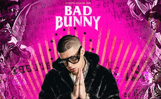 San Jose BMW >> Bad Bunny   SAP Center