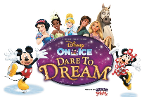 Disney On Ice Dare to Dream Thumbnail