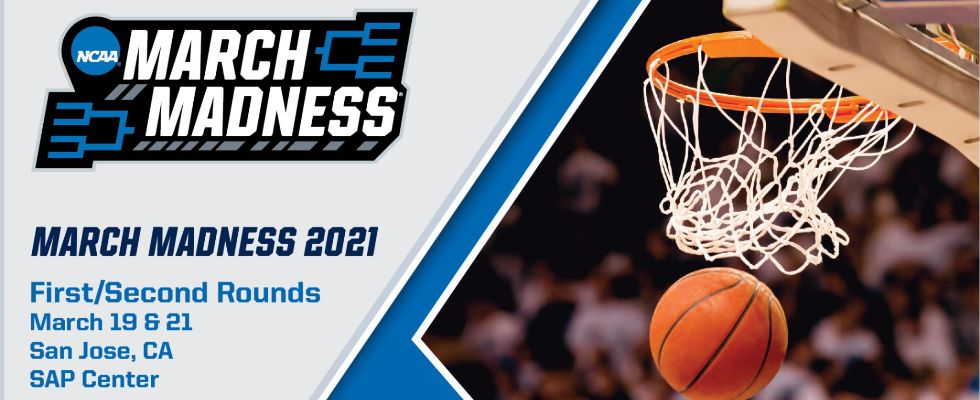 2021 NCAA Men's Division I Basketball Championship First and Second Rounds