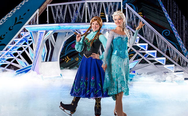 Disney On Ice Frozen Sap Center