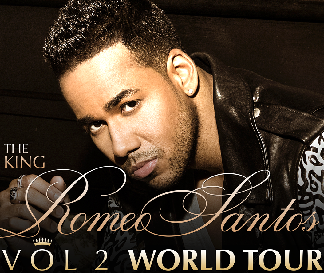 Romeo Santos Sap Center