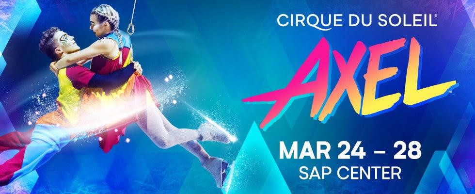 Cirque du Soleil: Axel