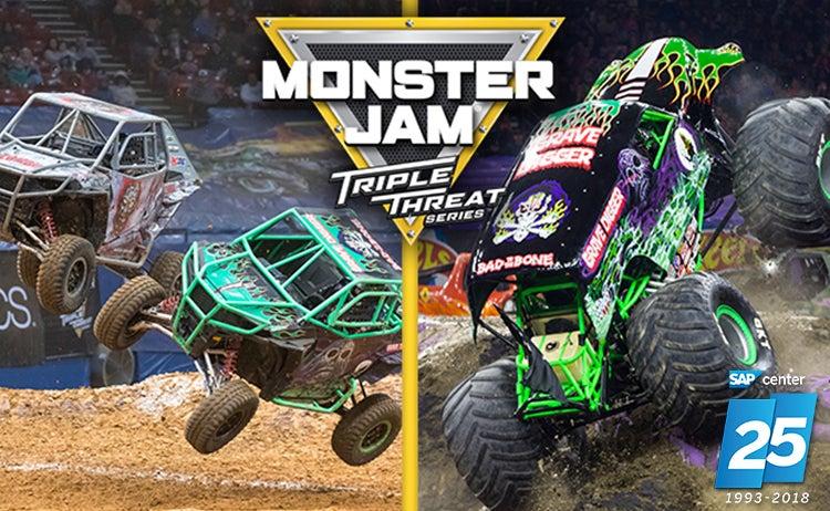 Monster Jam Sap Center