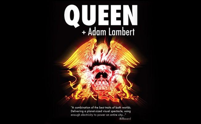 queen adam lambert tickets artist