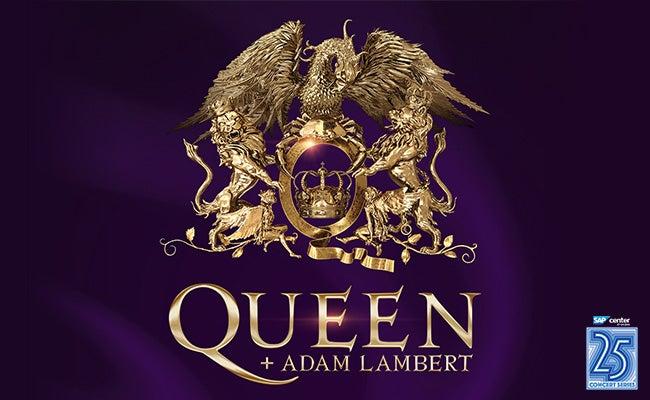 Queen Adam Lambert The Rhapsody Tour