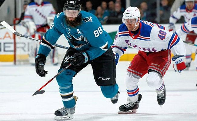 san francisco 9125f 053f6 Sharks vs. NY Rangers | SAP Center