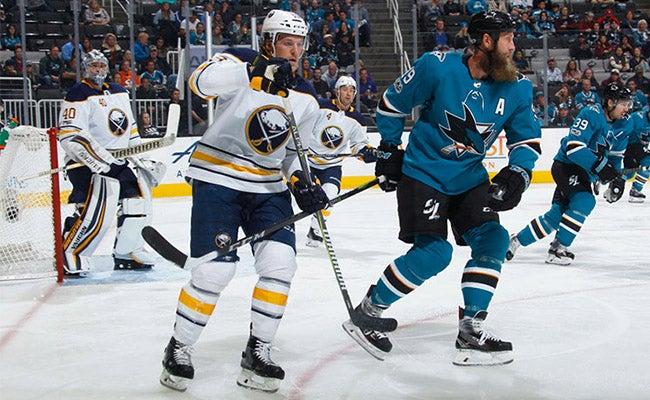 hot sales 56754 0c962 Sharks vs. Buffalo | SAP Center