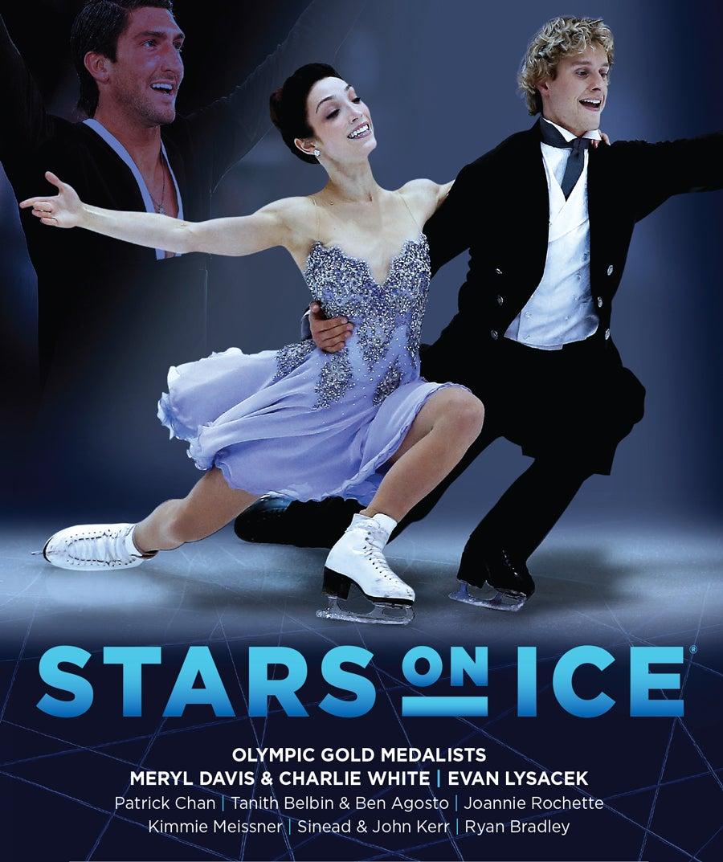 Stars On Ice   SAP Center