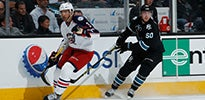 Sharks vs Columbus Thumbnail