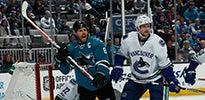 Sharks vs Vancouver Thumbnail