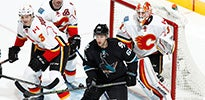 Sharks vs Calgary Thumbnail