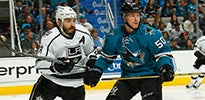 Sharks vs Los Angeles Thumbnail