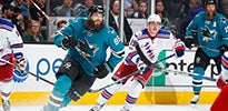 Sharks vs New York Rangers Thumbnail