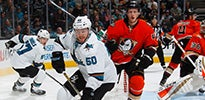 Sharks vs Anaheim Thumbnail