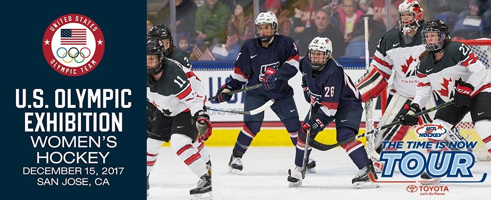 USA Hockey vs. Canada