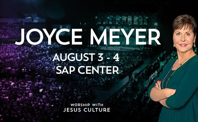Joyce Meyer | SAP Center