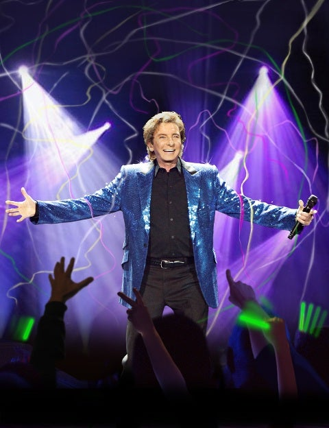 Barry Manilow Sap Center