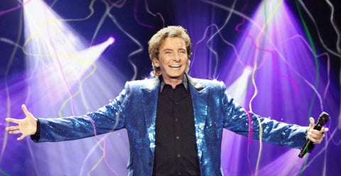 Barry Manilow Tour Pittsburgh