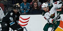 Sharks vs Minnesota Thumbnail